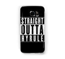 Hylian with Attitude Samsung Galaxy Case/Skin