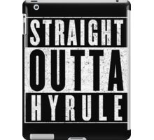 Hylian with Attitude iPad Case/Skin