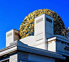 Secession building by jasminewang