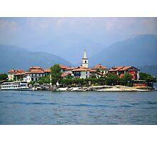 Isola Bella Photographic Print