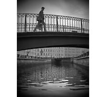 The bridges Photographic Print