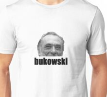 Read Bukowski Unisex T-Shirt
