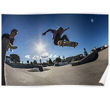 Benny fat ollie Poster