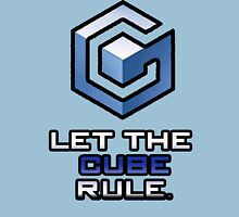 "Gamecube: ""Let The Cube Rule"" Shirt Unisex T-Shirt"