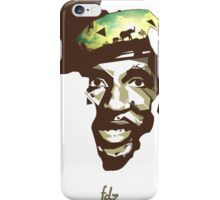 Thomas Sankarafrica iPhone Case/Skin