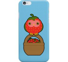 The strawberry Owl for i-phone iPhone Case/Skin