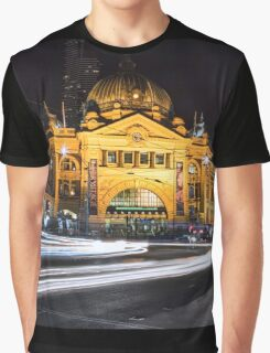 Melbourne Icon Graphic T-Shirt