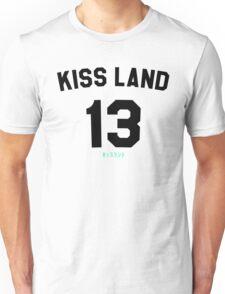 Kiss Land BLACK Unisex T-Shirt
