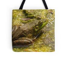 Frog March Tote Bag