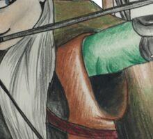 Legolas Elf Sticker
