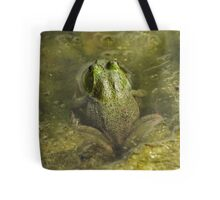 Frog May Tote Bag