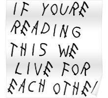 Adpi Drake Poster