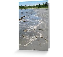 Eagle Head Beach Greeting Card