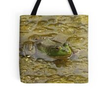 Frog October Tote Bag
