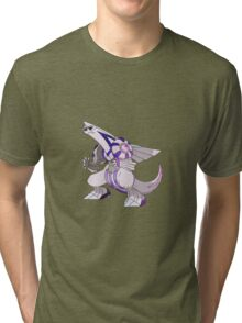 Palkia - Galaxy Art Tri-blend T-Shirt