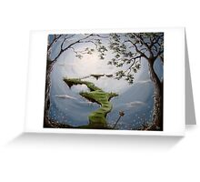 The Place Where Dreams May Grow Greeting Card