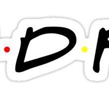 Adpi Friends Sticker