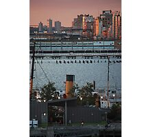All the Colors of the City Photographic Print