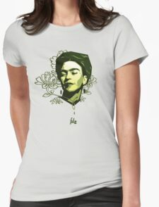 Frida Khalo  Womens Fitted T-Shirt