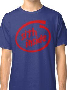 Sith Inside Classic T-Shirt