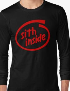 Sith Inside Long Sleeve T-Shirt