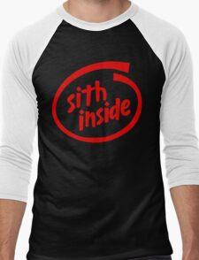 Sith Inside Men's Baseball ¾ T-Shirt