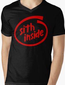 Sith Inside Mens V-Neck T-Shirt
