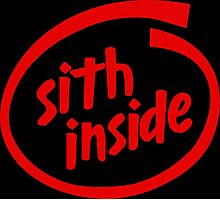 Sith Inside Photographic Print