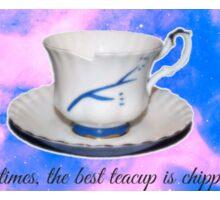 Rumbelle TeaCup Sticker