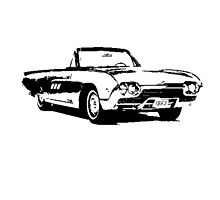 Ford Thunderbird 1963 by garts