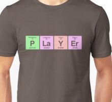 Geeks Can Be Players Too! Unisex T-Shirt