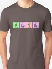 Geeks Can Be Players Too! T-Shirt