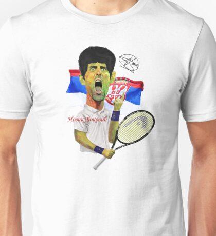 Djokovic number 1 T-Shirt