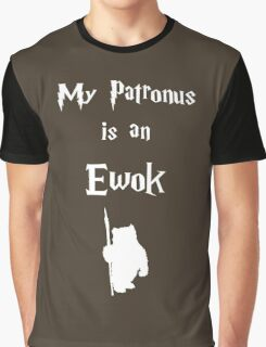 My Patronus is an Ewok Graphic T-Shirt