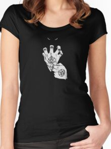 The Flame Alchemist Women's Fitted Scoop T-Shirt