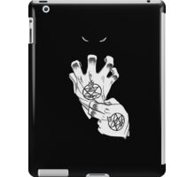 The Flame Alchemist iPad Case/Skin