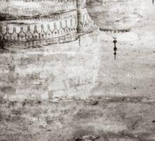 Taj Reflection  Sticker