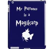 My Patronus Is A Magikarp iPad Case/Skin