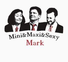 Mini&Maxi&Sexy Mark Kids Tee