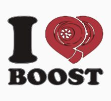 I love boost by DomSentra