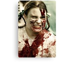 Child of the damned Canvas Print