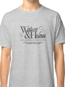 A Detective & A Doc Classic T-Shirt