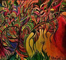 Rainbow Spirits by Katrina Maas