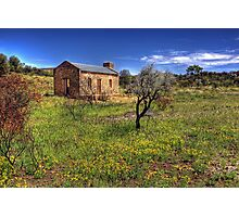 Gold Town Photographic Print