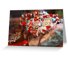 All That Glitters... Greeting Card