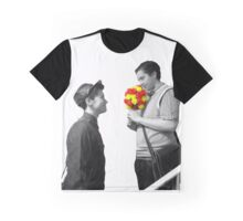 Klaine cosplay - Asian F Graphic T-Shirt
