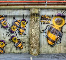 What's the buzz? by Chris Mitchell