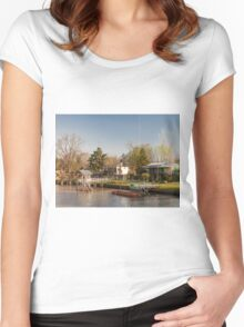 Tigre - Buenos Aires (Argentina) Women's Fitted Scoop T-Shirt
