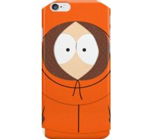 Kenny from South Park iPhone Case/Skin