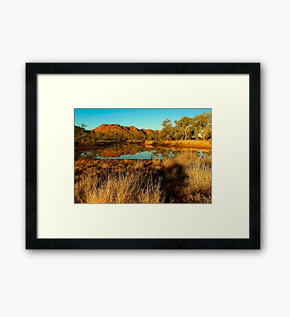 Illparpa Framed Print